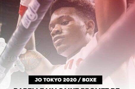 TOKYO 2020 – BOXE : QUALIFIÉ POUR LES 1/4, DARRELLE VALSAINT JR SE RÉJOUIT