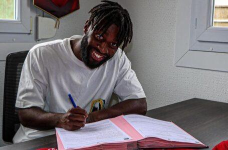 FOOTBALL/ TRANSFERT : STÉPHANE LAMBESE RENFORCE LA COLONIE HAÏTIENNE AU CLUB QRM