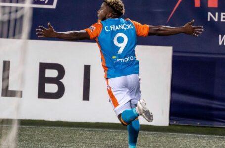 FOOT – USA : CHRISTIANO FRANÇOIS DOUBLE BUTEUR, MIAMI FC PASSE UN SET À LOUDOUN UNITED FC