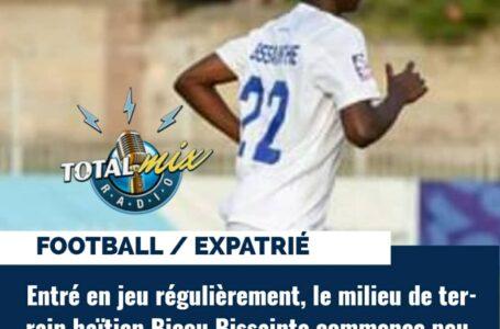 FOOT/ EXPATRIÉS : MALGRÉ BICOU, FC SEVAN NE RENOUE TOUJOURS PAS AVEC LA VICTOIRE