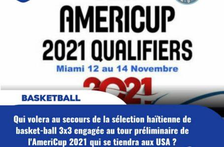 BASKET – AMERICUP 3X3 : HAÏTI SOUS LA MENACE D'UNE SUSPENSION DE LA FIBA